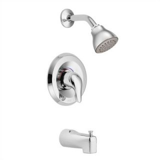Moen Chateau Posi Temp Single Handle Tub and Shower Faucet Trim