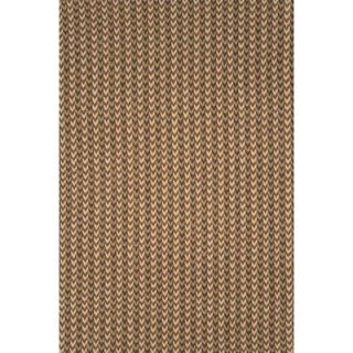 Dash and Albert Rugs Woven Camel/Brown Rug