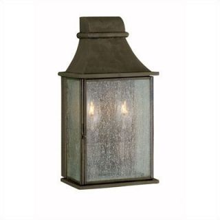 World Imports Lighting Outdoor Wall Mount Lantern in Flemish