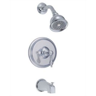 Danze Fairmont Single Handle Tub and Shower Trim   D510040BNT
