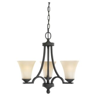 Sea Gull Lighting Somerton 3 Light Chandelier   31375 839