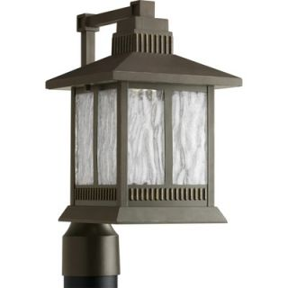 Progress Lighting Greenridge LED Outdoor Path Light in Antique Bronze