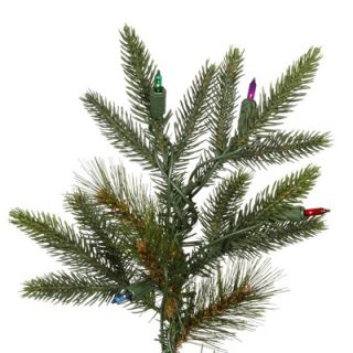 Vickerman Shawnee Fir 6 Alpine Artificial Christmas Tree with
