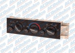 96 97 98 99 Chevy Suburban AC Heater Control Panel New