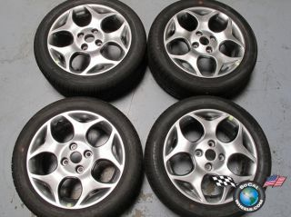 Ford 11 12 Fiesta Factory 16 Wheels Tires Rims OEM 3836 AE83 1007 BC