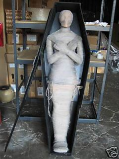 Grandin Road Halloween 5 Mummy Lifesize Ghost Scary