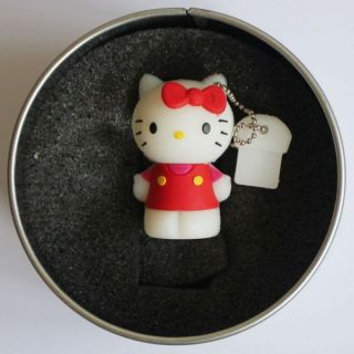 design 8gb hello kitty usb flash drive lovely u disk memory pen drive