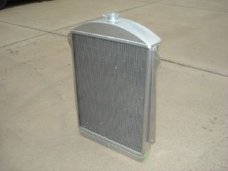 1940 41 Chevy Griffin Aluminum Radiator Street Rod