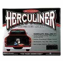Herculiner Truck Bed Liner Roll on do It Yourself Complete Kit 1