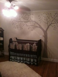 Large Tree Wall Decal Home Childs Nursery Decor