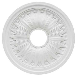 Westinghouse Lighting 7775100 Fiorenza Polyurethane Ceiling Medallion