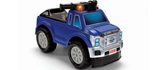 Fisher Price Power Wheels Ford Super Duty Pick Up Toys