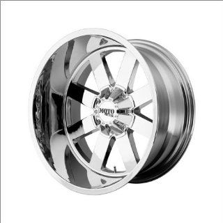 Moto Metal MO962 20x12 Chrome Wheel / Rim 8x180 with a  44mm Offset