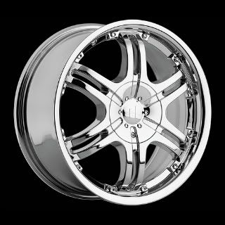 16 Helo HE832 5x112 Audi A3 A4 A5 A6 A8 Mercedes Chrome Wheels Rims