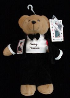 2002 Harry Houdini Stamp Bear from the US PostOffice
