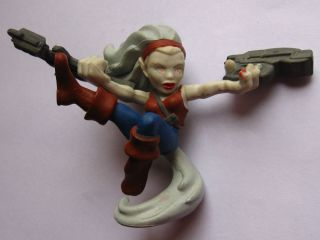 MARVEL SUPER HERO SQUAD HEPZIBAH ACTION FIGURE