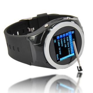 Band 2GB Touch GSM Mobile Cell Phone Wrist Watch Hidden Camera