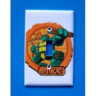 NEW Teenage Mutant Ninja Turtles TMNT Mike Light