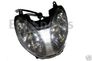 Gy6 Scooter Moped Bike Headlight Assembly 50cc 125cc 150cc 200cc