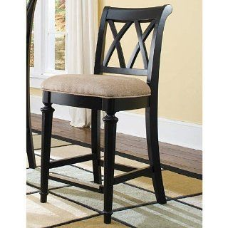 American Drew Camden Dark Bar Stool