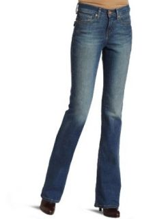 Levis 512 Petite Perfectly Slimming Boot Cut Jean with