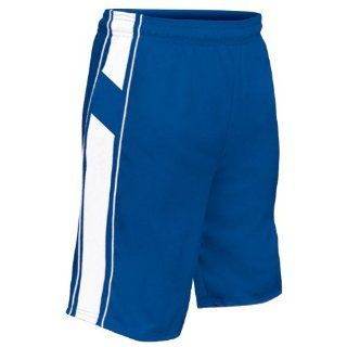 Franchise Dri Gear Game Basketball Shorts ROY/WHI   ROYAL