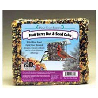 2.5 lb. Fruit, Berry, Nut Seed Cake for Birds Everything