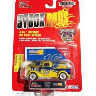 Racing Champions Stock Rods 35 Ford Pick up Issue No. 127