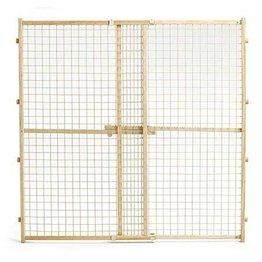 Midwest Wire Mesh Pet Gate, 29 Inches to 50 Inches wide x