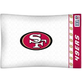 Set of Two (2) San Francisco 49ers NFL Pillow Cases SAVE