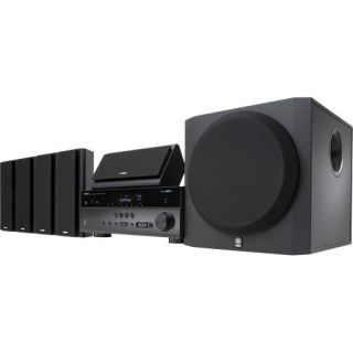 Yamaha YHT 797 7 1 Channel Home Theater in A Box System Black