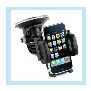 Apple iPod Touch 4th Generation Accessories Kit Black Car