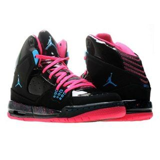 Nike Air Jordan SC 1 (GS) Girls Basketball Shoes 439655