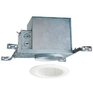 4 inch Recessed Lighting Kit with White Trim Home