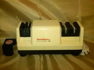Chefs Choice Electric Diamond Hone Knife Sharpener Model 110