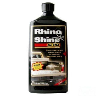 Rhino Linings® Rhino Shine Ultra for Truck Bed Liners   Black