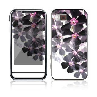 Asian Flower Paint Decorative Skin Cover Decal Sticker for