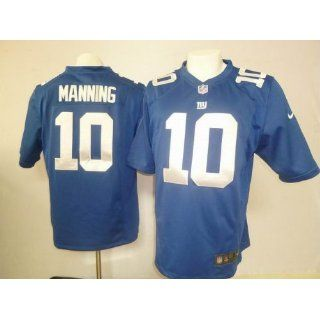 New York Giants Eli Manning Home jersey Size Large
