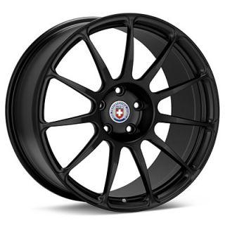 Black HRE P43S 20 Wheels Rims Mercedes Benz E63 E350 E550 Monoblok