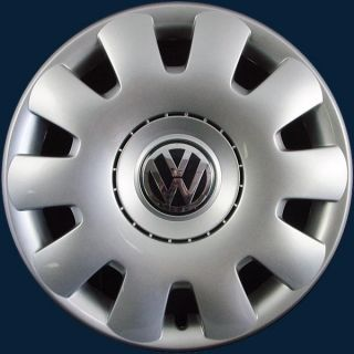 01 10 VW Volkswagen Jetta / Golf 15 Hubcap Wheel Cover 61538 PT