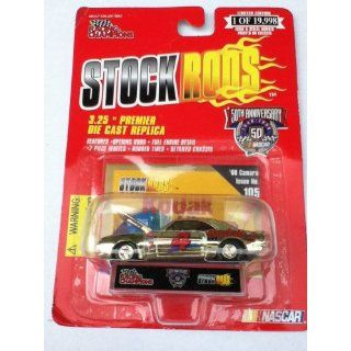 Racing Champions Stock Rods Issue No. 105 68 Camaro