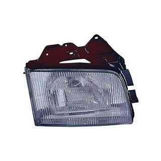 Isuzu Trooper Replacement Headlight Assembly   Passenger Side