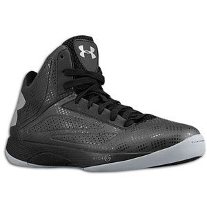 Under Armour Micro G Torch   Mens   Basketball   Shoes   Black/Black