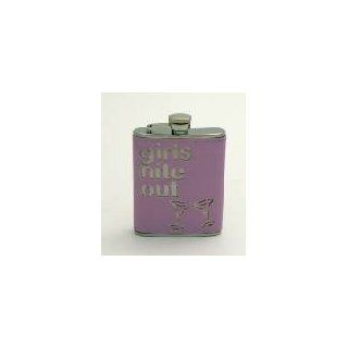 Modern Style Girls Night Out Leather Violet Colored 6oz