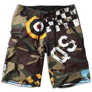 Quiksilver Flying Fortress Boardshort   Boys Grade School   Casual