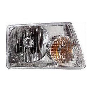 01 05 FORD RANGER HEADLIGHT RH (PASSENGER SIDE) TRUCK (2001 01 2002 02