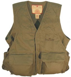 Bird N Lite Upland Pack Hunting Vest Khaki Khaki Orange Advantage Max