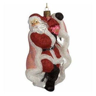Waterford Holiday Heirlooms Romance Santa Christmas Tree