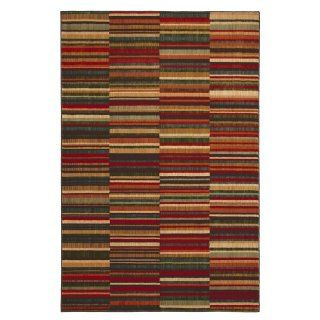 Rugs Metropolis Multi 96 Inch by 132 Inch Area Rug