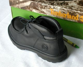 Timberland Kids Boys Shoes Childrens 32 Hush Puppies Bridgeport